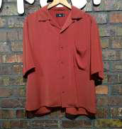 HARE オープンカラーシャツ HARE