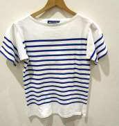 S/Sバスクシャツ SAINT JAMES