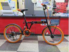 折りたたみ自転車|SHIMANO
