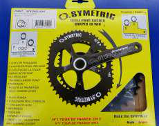 O.SYMETRIC 楕円チェーンリング 130mm O.SYMETRIC
