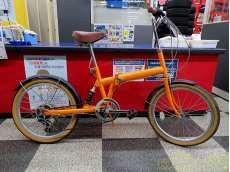 折りたたみ自転車|KAWAMURA