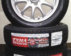 スタッドレスセット(タイヤ未使用品)|BRIDGESTONE