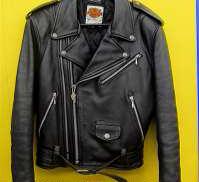 若干の小傷はありますが、風味が出ていてお薦めジャケットです!|HARLEY DAVIDSON