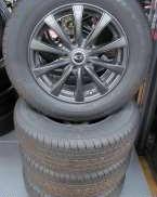 16インチ:タイヤセット GOODYEAR