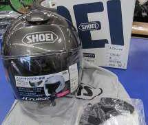 ヘルメット J-CRUISE SHOEI