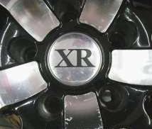 タイヤセット BRIDGESTONE/XR