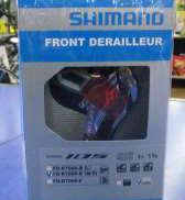 未使用 フロントディレイラー|SHIMANO