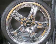 タイヤ/アルミホイール RAYS TRD PREMIUM