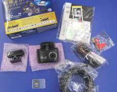 ☆未使用品☆前後2カメラドライブレコーダー COMTEC