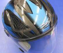 オールマイティスタンダードジェットヘルメット NANKAI