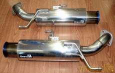 柿本改 Regu.06&R BP5 レガシィツーリングワゴン|柿本改
