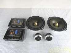 DLX-F17W スピーカーセット|ALPINE