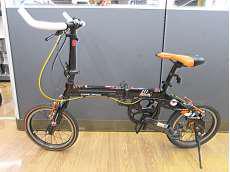 DOPPEL GANGER 折りたたみ自転車|DOPPEL GANGER