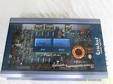 CRICKET 9200 カーアンプ! CRICKET