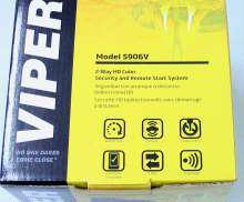VIPER 5906V セキュリティ エンジンスタータ付き|VIPER