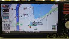 2014年地図 地デジ内蔵 NISSAN