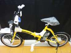 【店頭受取限定】電動折りたたみ自転車|HUMMER