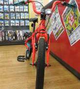 子供用クロスバイク CANNONDALE