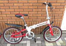 折りたたみ自転車|KCD