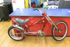アメリカンチョッパーバイク|SCHWINN