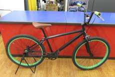 BMX FIVECARD-BIKE