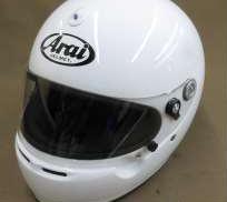 4輪競技用ヘルメット ARAI