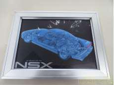 NSX発売記念パネル|HONDA