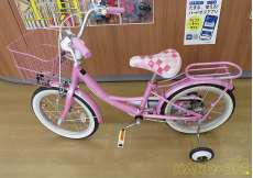子供用自転車 不明