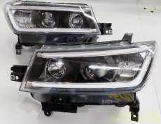 bB用 LEDライトバープロジェクターヘッドライト|CRYSTALEYE