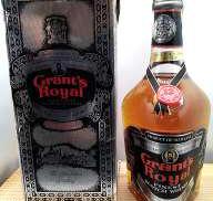 【旧ボトル】ロイヤルグランツ|GRANTS