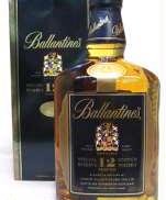 バランタイン ゴールドシール 12年|Ballantines