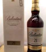 バランタイン21年 Ballantines