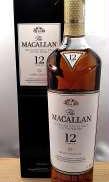 ザ・マッカラン12年 シェリーカスク|The Macallan