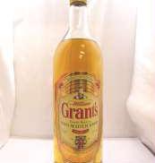 グランツ・旧ボトル・1L瓶 Grant's