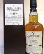 グレンエルギン 12年|Glen Elgin
