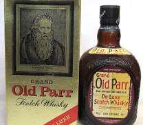グランオールドパー|Old Parr