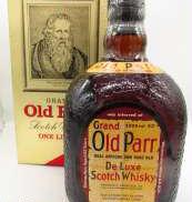 オールドパーリッター免税|Old Parr