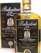 バランタイン12年|Ballantines