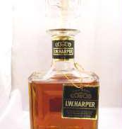 IWハーパーデカンター特級|I.W. HARPER