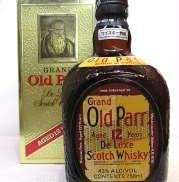 オールドパー 特級|Old Parr