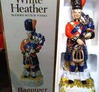 ホワイトヘザー・バグパイパー|WHITEHEATHERS