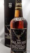ダルモア12年旧ボトルリッターサイズ|Dalmore