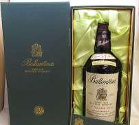 バランタイン17年特級従価|Ballantines