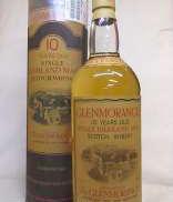 グレンモーレンジ10年 リッター瓶 Glenmorangie