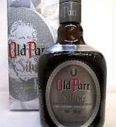 オールドパーシルバー 40度|Old Parr