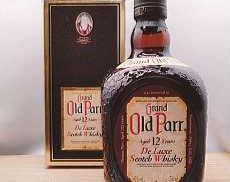 オールドパー12年|Old Parr