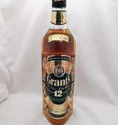 グランツ12年 特級|Grant's