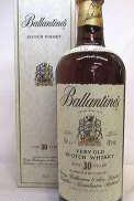 バランタイン30年旧ボトル|Ballantines