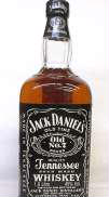 OLDNO7旧ボトルリッター瓶|Jack Daniel's