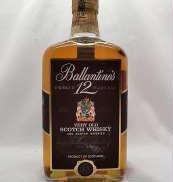 バランタイン12年特級従価760|Ballantines